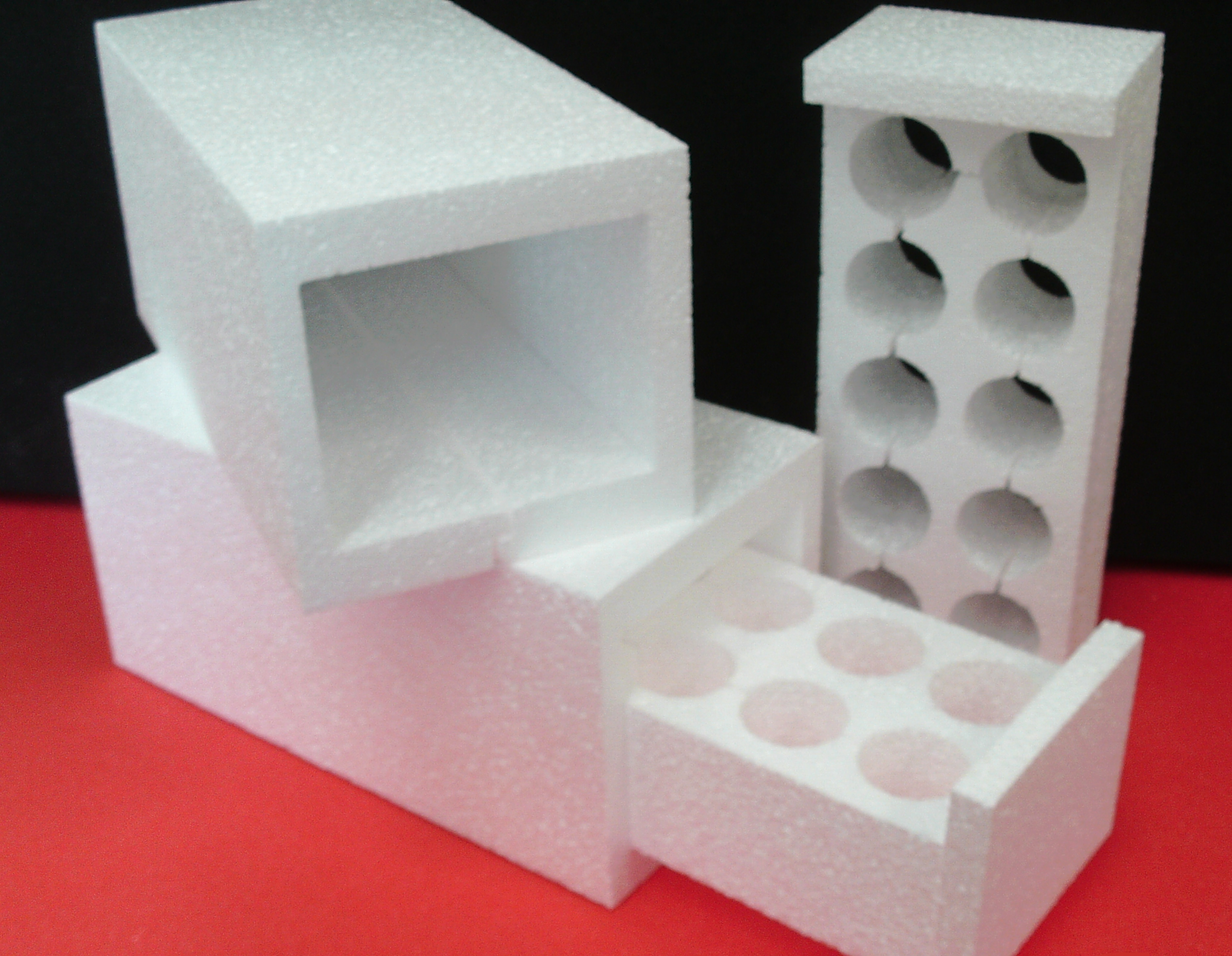 Foam And Polystyrene Protection Packaging Supplies In