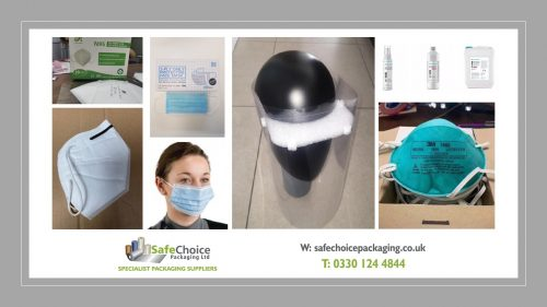 face Mask Visor and PPE